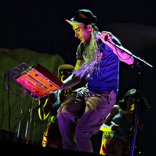 Sufjan Stevens at the Wiltern - 10/23/10